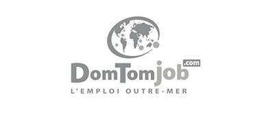 logo Dom Tom job