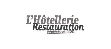 logo l'hôtellerie restauration