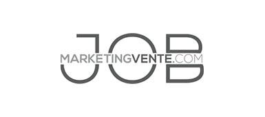 logo Job Marketing Vente