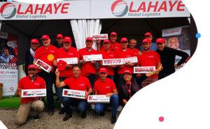 Recrutement chez Lahaye Logistique