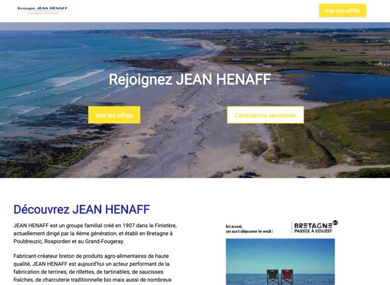 Site carrière d'Hénaff